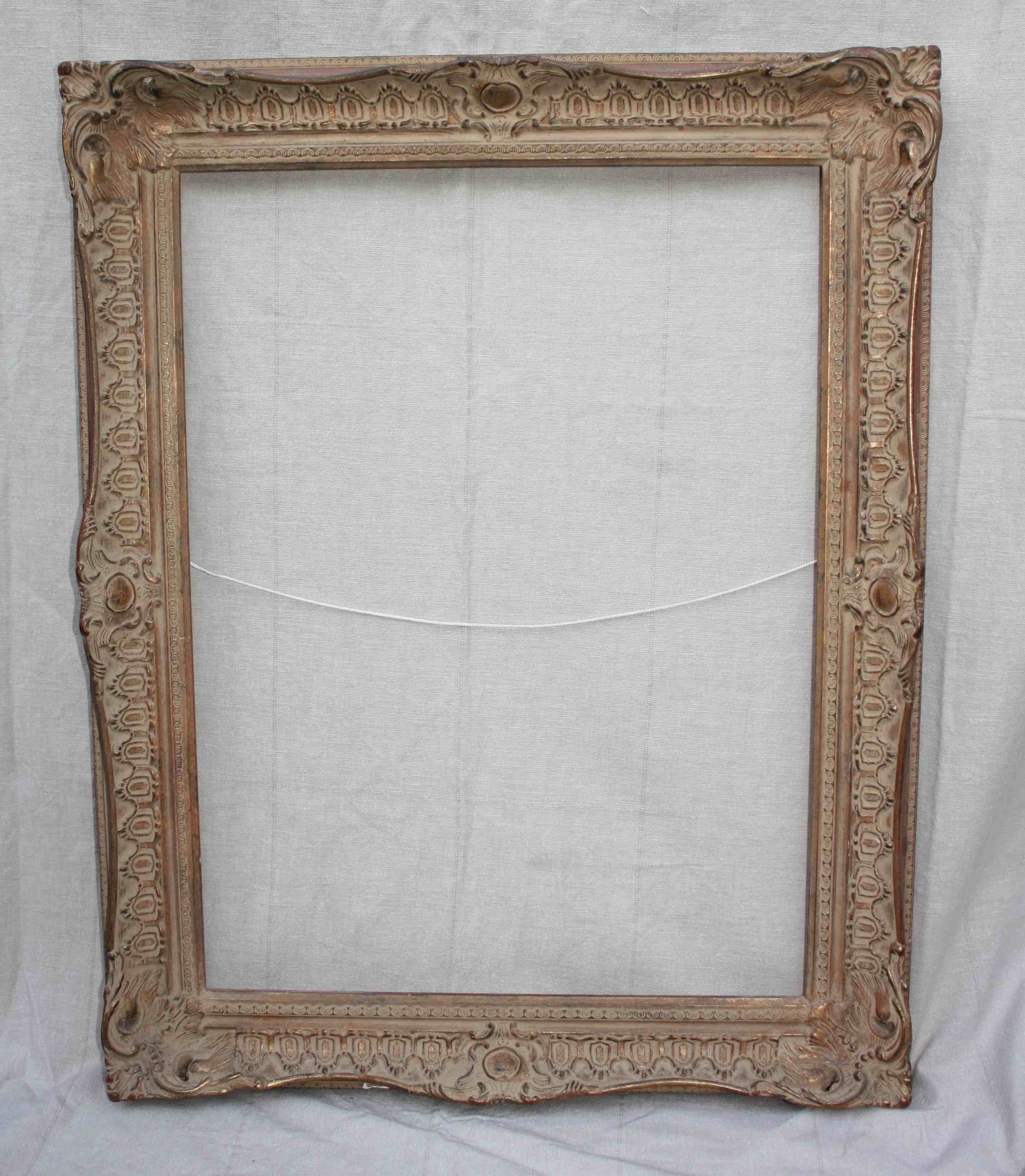 Vintage Picture Frames Original Art
