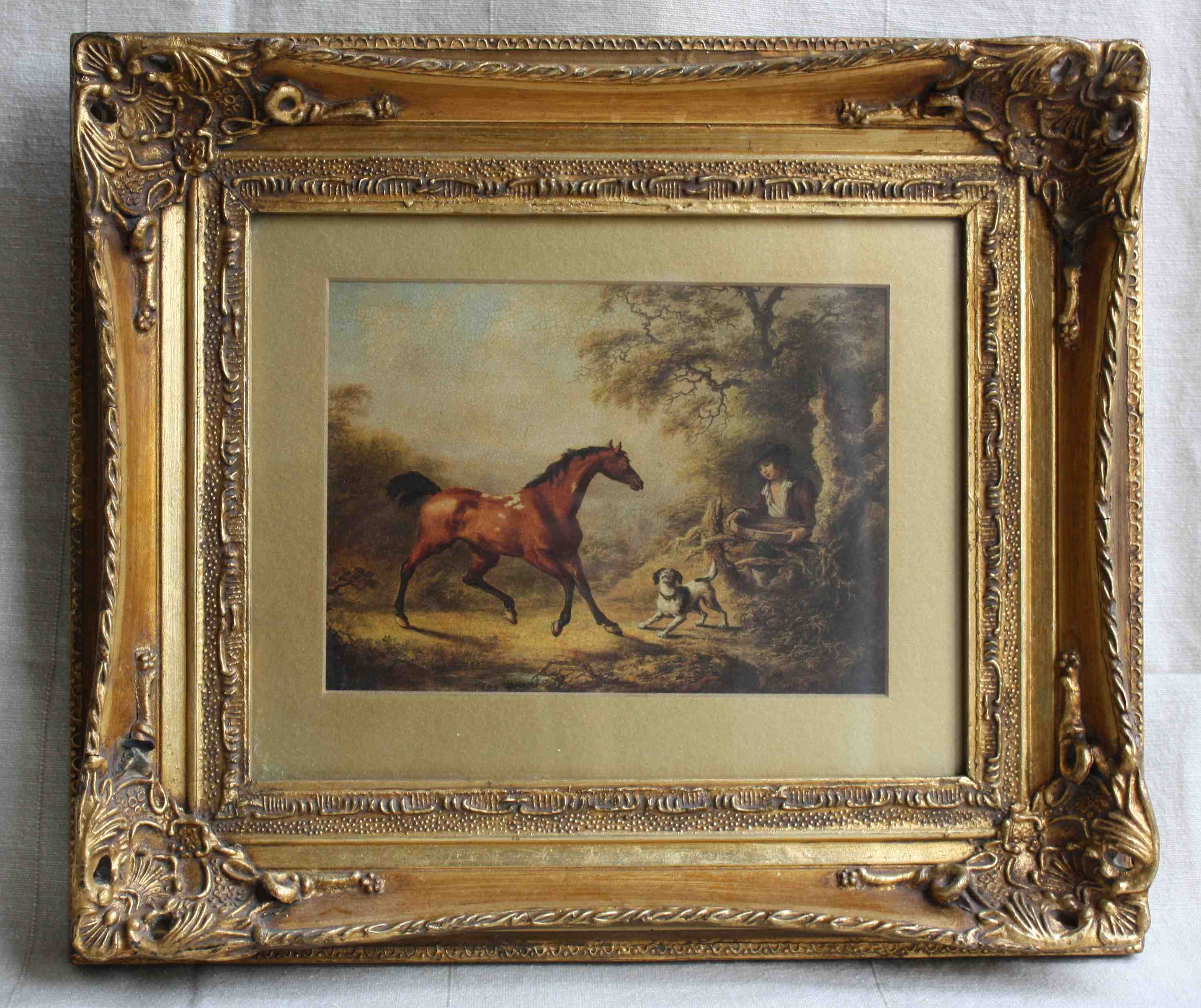 Victorian picture frame | createvintage