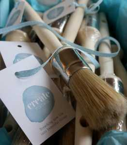 Introducing the Create Vintage paintbrush RRP £8.50