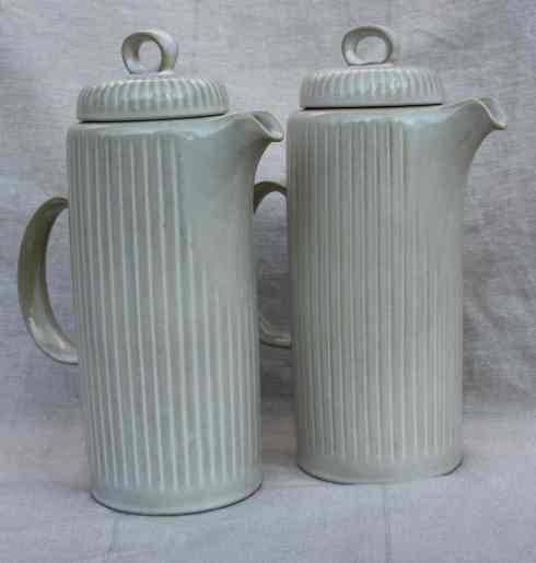 Purbeck Pottery coffee pots, £20 each