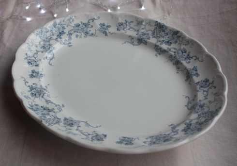 F. W. & Co (F Winkle & Co Ltd) 'Florence' platter
