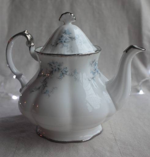 Paragon China Bride's Choice Teapot