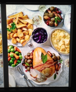 Christmas food shoot - photography Martin Poole {assisted by Faith Mason}; food styling Kim Morphew; styling Rachel Jukes